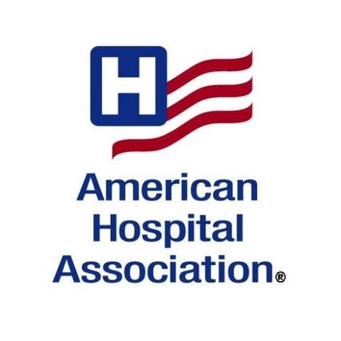 American Hospital Assocation logo