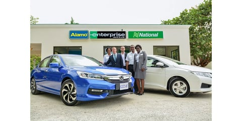Enterprise Holdings Opens First Rental Car Locations In Jamaica