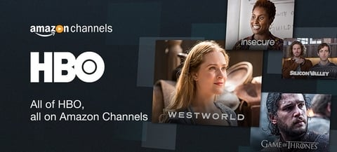 HBO and Cinemax on Amazon (Amazon)