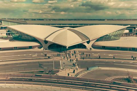 TWA Terminal at New York JFK Airport