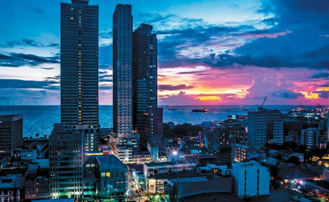 Manila, the capital of Philippines, has a mix of Spanish colonial architecture and modern buildings. Windstar Cruises will make a maiden call here in 2018.