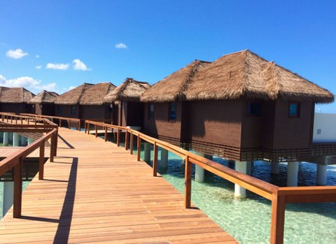 Sandals Over Water Suites