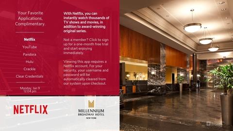 Millennium Hotels rolls out Enseo technology across all U S