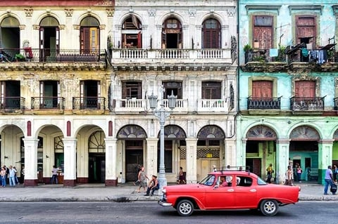 Cuba ( frankix/iStock / Getty Images Plus/Getty Images)
