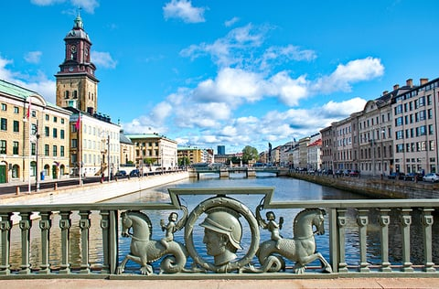 Gothenburg Sweden - anderm/iStock/Getty Images Plus/Getty Images