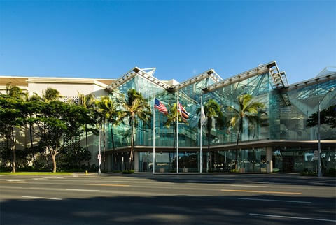 The Hawaii Convention Center