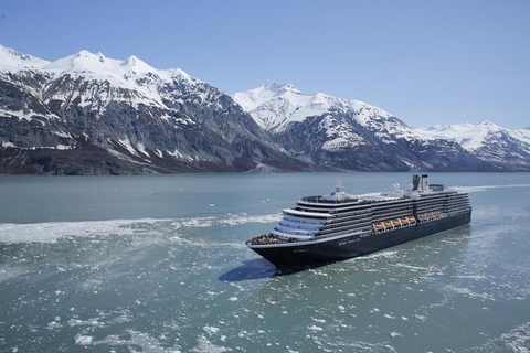 Holland America Line Alaska - Editorial Only
