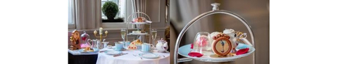 Tale As Old As Time Afternoon Tea - The Kensington Hotel