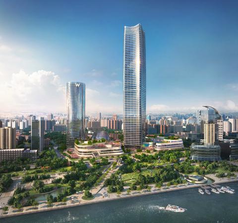 w shanghai the bund to debut in june 2017 luxury travel advisor