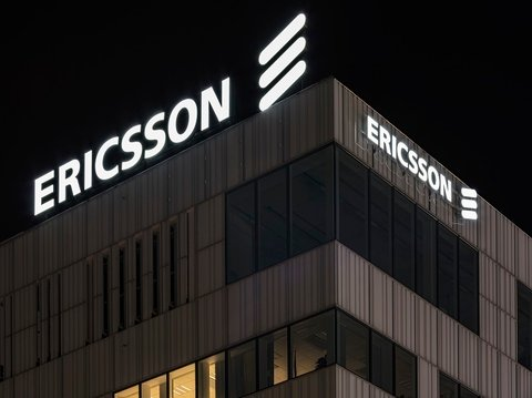Ericsson sign (Ericsson)
