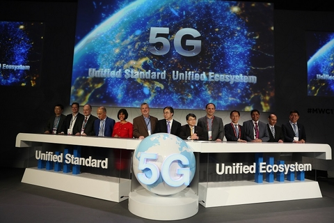 5g unified summit