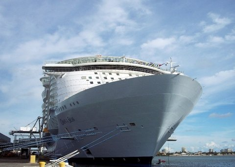 Inside Royal Caribbean's Allure of the Seas