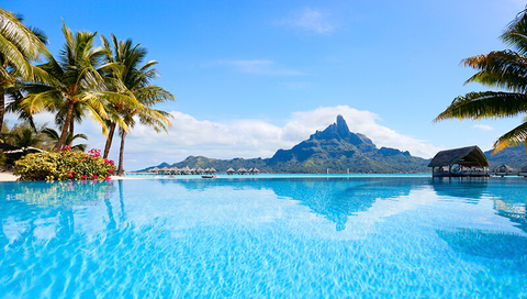 Bora Bora - shalamov/iStock/Getty Images Plus/Getty Images