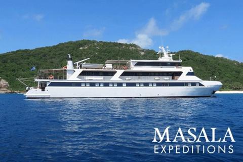 InsightCuba's Masala Cruises