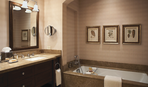 Choosing the right bathroom fixtures can save your hotel money