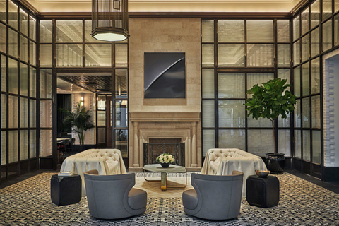 Pendry San Diego Opens As First Pendry Hotel In San Diegou0027s Gaslamp Quarter