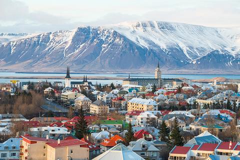 Reykjavik, Iceland - Boyloso/iStock/Getty Images Plus/Getty Images