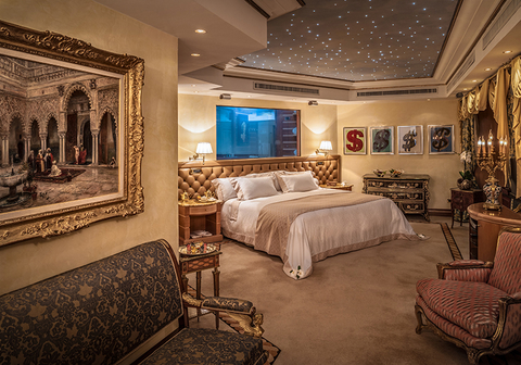 Rome Cavalieri Offers Locally Inspired Amenities and ...