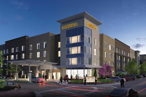 Choice Hotels Plans Cambria Brand Expansion In 2017