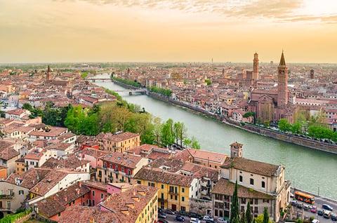 Verona, Italy - Ladiras/iStock/Getty Images Plus/Getty Images