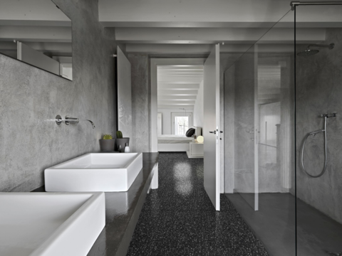 How Bathroom Furniture And Flooring Can Improve A Hotel S