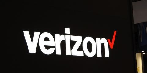 Verizon sign