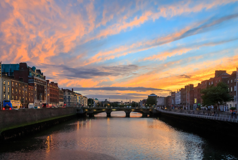 According to JLL's Irish Hotel Update, Irish hotels bought 20 percent of Ireland's total commercial property in 2016 while Dublin ranks first in occupancy.