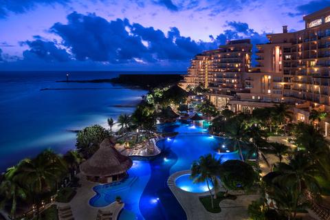 Cancun All Inclusive >> Grand Fiesta Americana Coral Beach Cancun Launches New All Inclusive