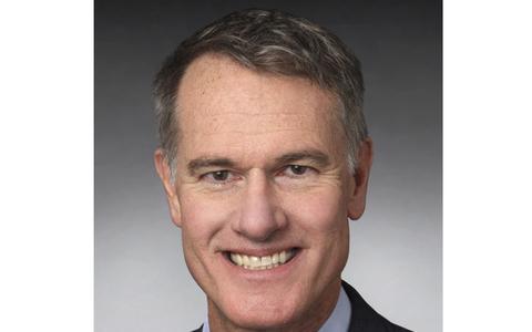 Greg Hartmann Senior VP Hilton luxury, lifestyle, resort editorial