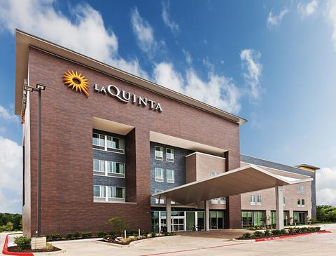 exterior of a La Quinta hotel