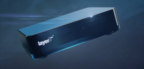 Layer3 TV gateway