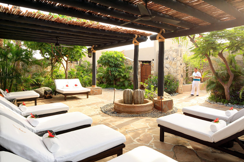 Spa at Esperanza Mother's Day and Earth Day Specials