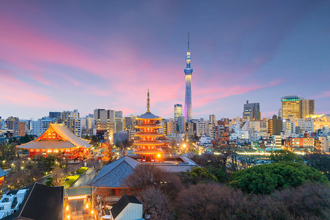Tokyo, Japan - f11photo/iStock/Getty Images Plus/Getty Images