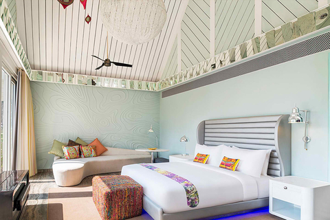W Hotels Opens First Indian Property Imagined By Design Wilkes And Eco Id Hotel Management