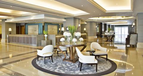 Corinthia Hotel Lisbon Lobby