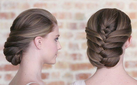 How To Video French Fishtail Braid American Salon