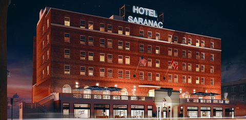 Historic Hotels of America, Historic Hotels Worldwide Induct 17 ...