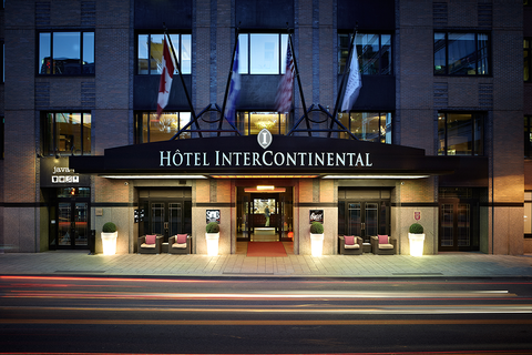 IHG CEO Richard Solomons to step down, replaced by chief