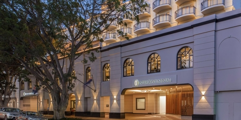 China's Shanghai United continues its $1.5-billion Australian investment strategy with its purchase of Double Bay's InterContinental Hotel.