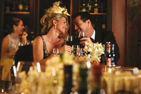 New Wine List on Costa Cruises