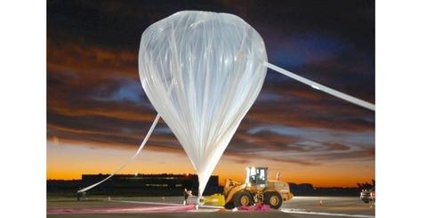 World View balloon