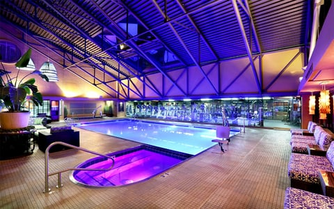 The Cool Pool Of The Week Amway Grand Plaza Hotel In