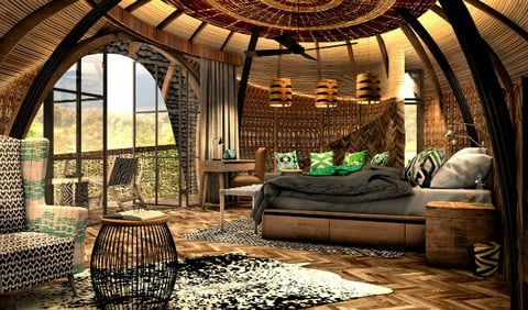 Bisate Lodge by Wilderness Safaris
