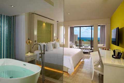 Paradisus Cancun Royal Service Luxury Suite Ocean View