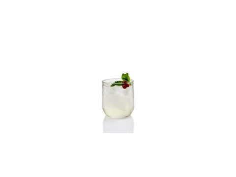 Holiday themed cocktail