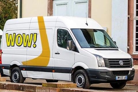 Wow service van