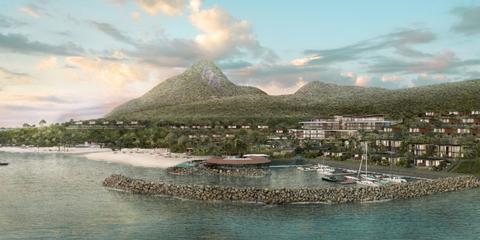 Fairmont Saint Lucia at Sunset Bay