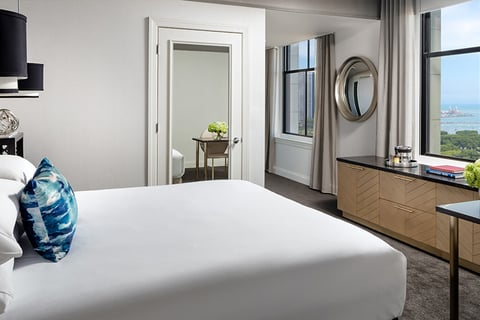 The Gettys Group Refreshes Chicago S Historic Blackstone Hotel