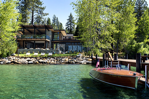The Ritz Carlton Lake Tahoe Opens Exclusive Lake Club