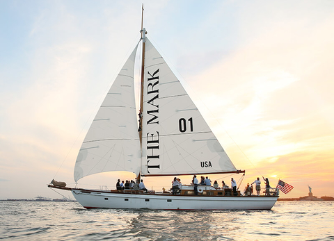 The Mark Hotel Launches The Mark Sailboat for Hotel Guests